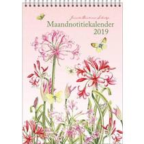Comello - Maandnotitiekalender - Janneke Brinkman - Nering - 21x29cm
