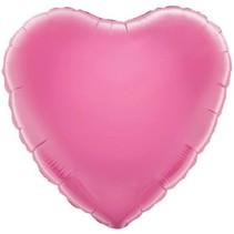Qualatex - Folieballon - Hart - Roze