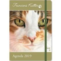 Comello - Weekagenda - Franciens katten - 12,7x17,8cm