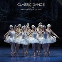 Comello - Kalender - Classic Dance - 30x30cm