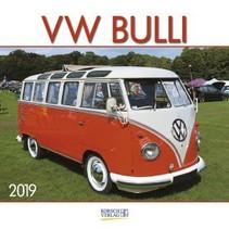 Comello - Kalender - VW Bus - 30x30cm
