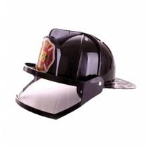 PartyXplosion - Helm - Brandweer - Zwart