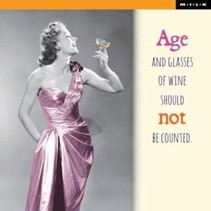 MILK - Kaart - Age and glasses of wine should not be counted