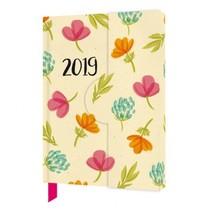 Paperclip - Magneet agenda - 2018/2019 - 15 Maanden