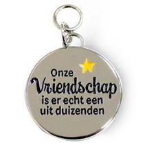 Charms for you - Bedeltje - Vriendschap