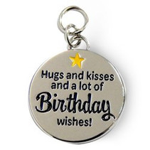 Charms for you - Bedeltje - Birthday