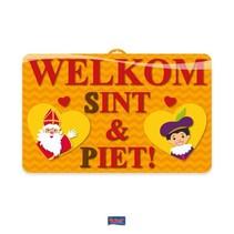 Folat - Huldebord - Welkom Sint & Piet