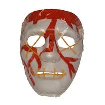 Partychimp - Masker- horror- plastic met licht