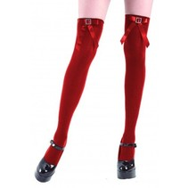 Partychimp - Stocking de luxe red