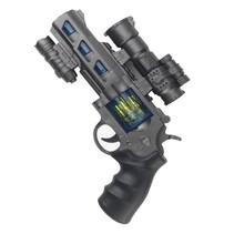 Smiffys - Revolver - Ruimtepolitie - Met licht & geluid