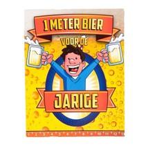 Paperdreams - Bier meter kaart - Jarige