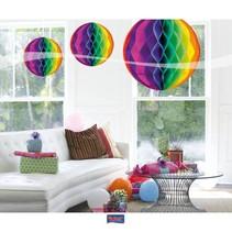Folat - Honeycomb - Multicolor - 50cm