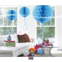 Folat - Honeycomb - Lichtblauw - 30cm