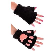 PartyXplosion - Handschoenen - Vingerloos - Dieren - Pluche