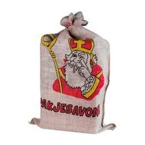Witbaard - De zak van Sinterklaas - 60x102cm