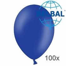 Belbal Ballonnen - Nachtblauw - 30cm. - 100st.