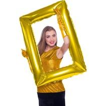 Folat - Selfie lijst - Folie - Schilderij goud - 60x85cm