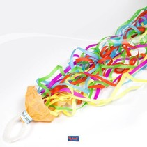 Folat - Magic streamers - Magische serpentine - Multicolor - 5m - 2st.