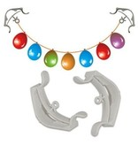 Witbaard Witbaard - Ophangsysteem - Klem - Easy hanger - 2st.