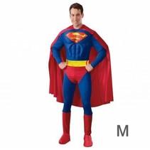 Rubies - Kostuum - Superman - Gespierde borst - M