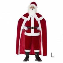 Smiffys - Kostuum - Kerstman - Luxe - L