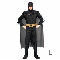 Rubies - Kostuum - Batman - Gespierde Borst -  L