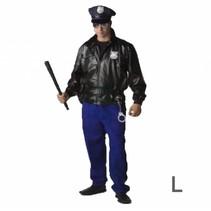 PartyXplosion - Kostuum - Politie - Volwassen - 3dlg. - L