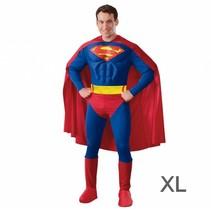 Rubies - Kostuum - Superman - Gespierd - XL