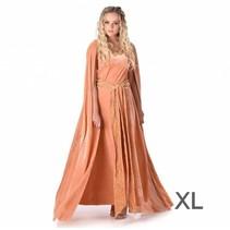 Partychimp - Kostuum - Viking koningin - XL