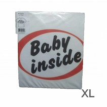 Promagma - T-shirt - Baby inside - XL