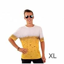 PartyXplosion - T-shirt - Bier - XL