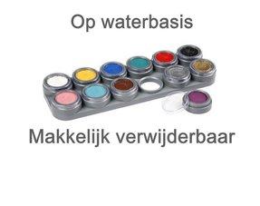 Water make-up