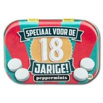 Paperdreams - Retro mints - 18 Jarige