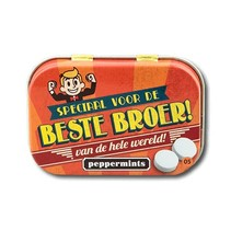 Paperdreams - Retro mints - Beste broer