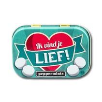Paperdreams - Retro mints - Ik vind je lief!