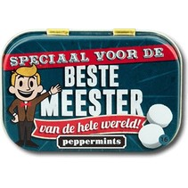 Paperdreams - Retro mints - Beste meester