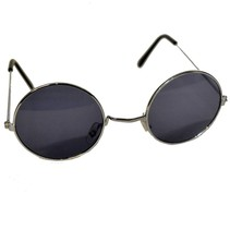Boland - Bril - Hippie - Donkere glazen