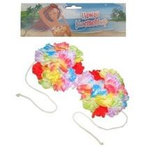 PartyXplosion - BH - Bloemen - Hawaii - Multicolor