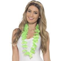 Smiffys - Hawaiislinger - Neon - Groen