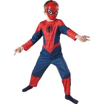 Rubies - Kostuum - Spiderman - mt.128/134