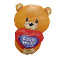 Anagram - Folieballon - Huggy Bear - Zonder vulling - 76cm