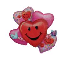 Anagram - Folieballonnen - I love you - 5st.