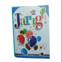 Card Xpress - Kaart - Jarig!