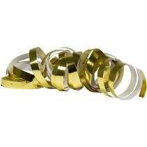 Folat - Serpentines - Metallic goud - 2st. - 4m