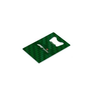 Heineken Formula 1 Credit Card Bottle Opener