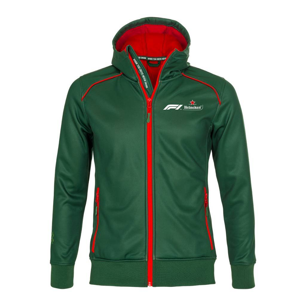 Heineken Formula 1 2018 Hooded Sweater Men