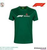 Heineken Formula 1 2018 T-Shirt Men