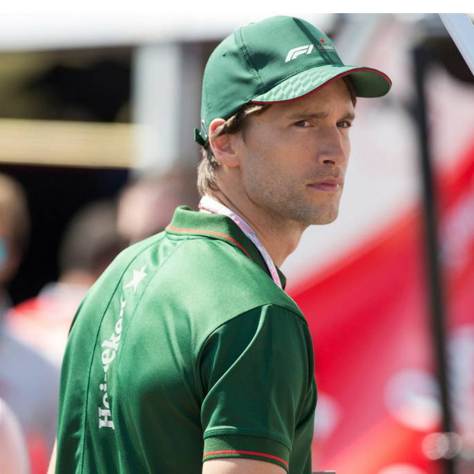 Heineken Heineken Formula 1 Polo Men
