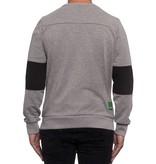 Heineken Grey round neck mens sweater