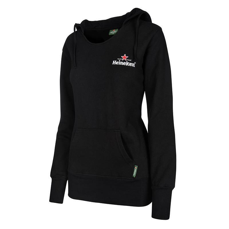 Heineken Hooded Sweater Black Women